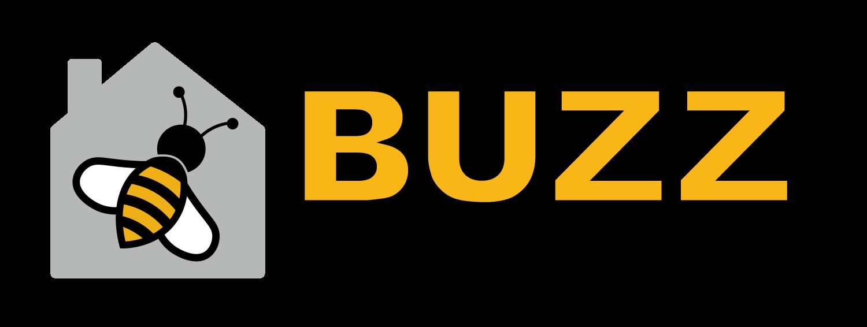 buzz cedar roofing company logo